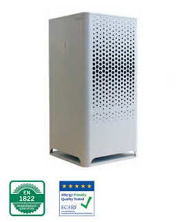 industrial air filtration & home air purifier systems
