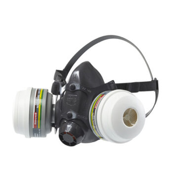 N7700 reusable filtering masks